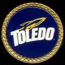 Gatormade Collegiate Golf Ball Marker Toledo