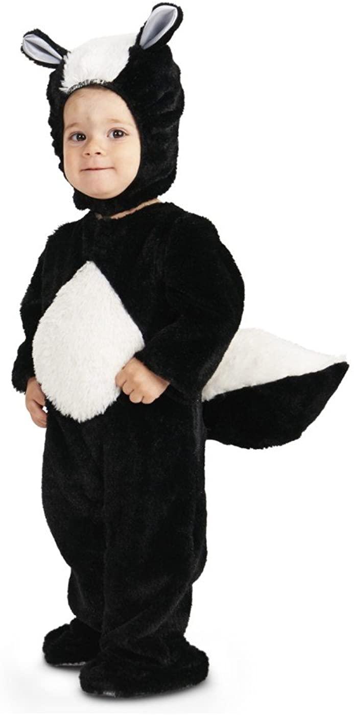 Wonder Clothing Smelly Skunk Infant Boys Costume