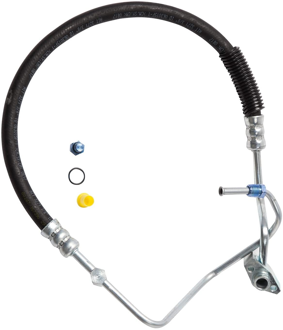 Edelmann 80267 Power Steering Pressure Hose