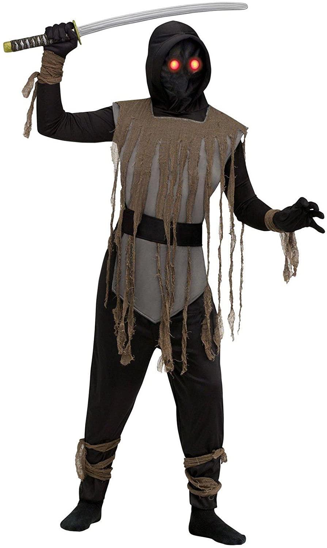 Fun World Big Boys' Fade in/Out Demon Costume - M