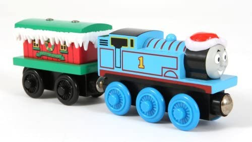 Thomas & Friends Wooden Railway - Christmas Express Holiday Thomas LC99650
