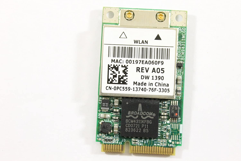 Dell Mini PCI Express PC559 WLAN WiFi 802.11g Wireless Card Inspiron 9400 1420 Vostro 1500 Inspiron