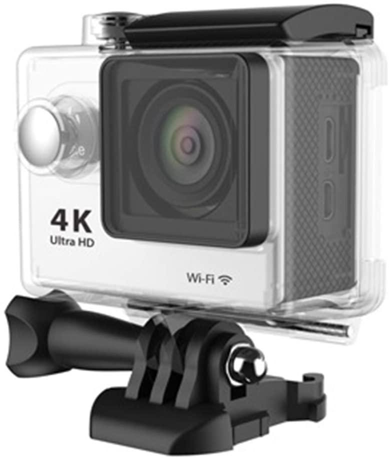 LOVEPET Sports Dv,4K Sports Camera, WiFi Diving Outdoor Waterproof Mini,Diving Camera, 60X41X30mm