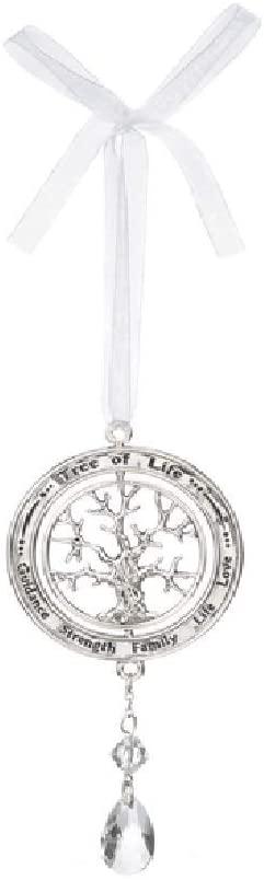 Ganz Tree of Life Ornament Guidance, Strength, Life, Love ER30194