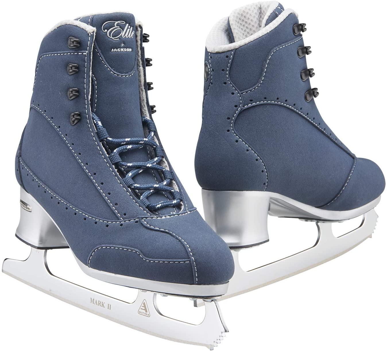 Jackson Ultima Softec Elite Womens/Girls Figure Skate