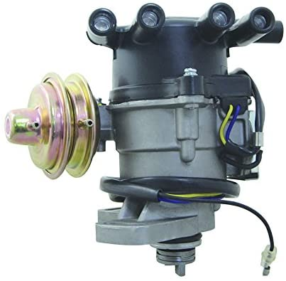 Rareelectrical NEW DISTRIBUTOR COMPATIBLE WITH HONDA ACCORD 2.0L 1955CC BASE 1987 SEI 1989 30100-PH4-664