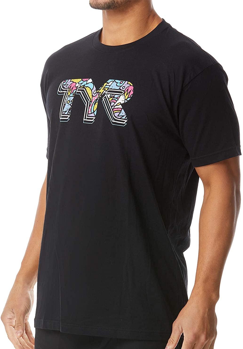 TYR Men's Street Graphic Tee