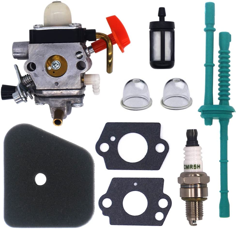 FitBest Carburetor for Stihl FS87 FS90 FS90R FS100 FC90 FC95 FC100 FC110 Replaces C1Q-S174 Carb