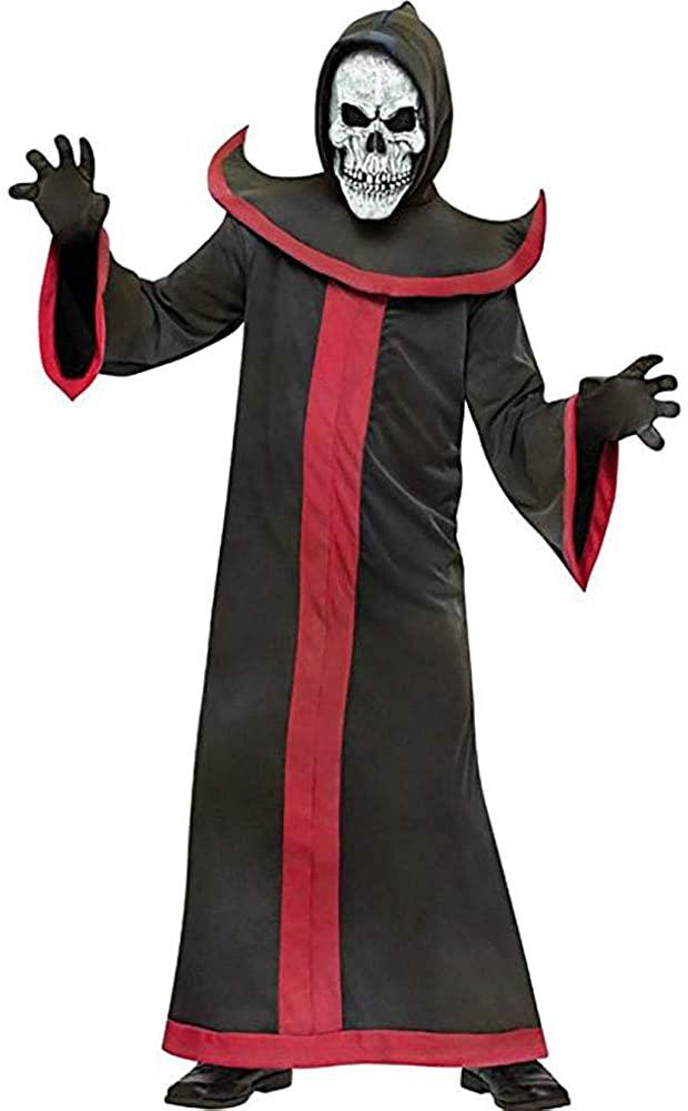 Skull Lord Kids Costume