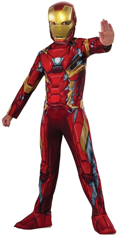Rubies Costume Captain America: Civil War Iron Man Costume, Medium