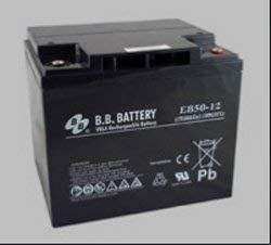 Replacement For Eb50-12-battery Battery Sla/Vrla By Technical Precision