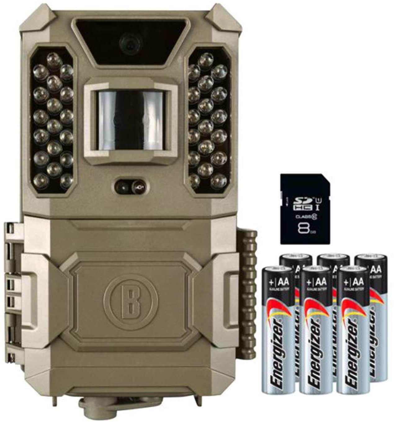 Bushnell Prime Trail Camera Combo_24MP_LowGlow_119932CB