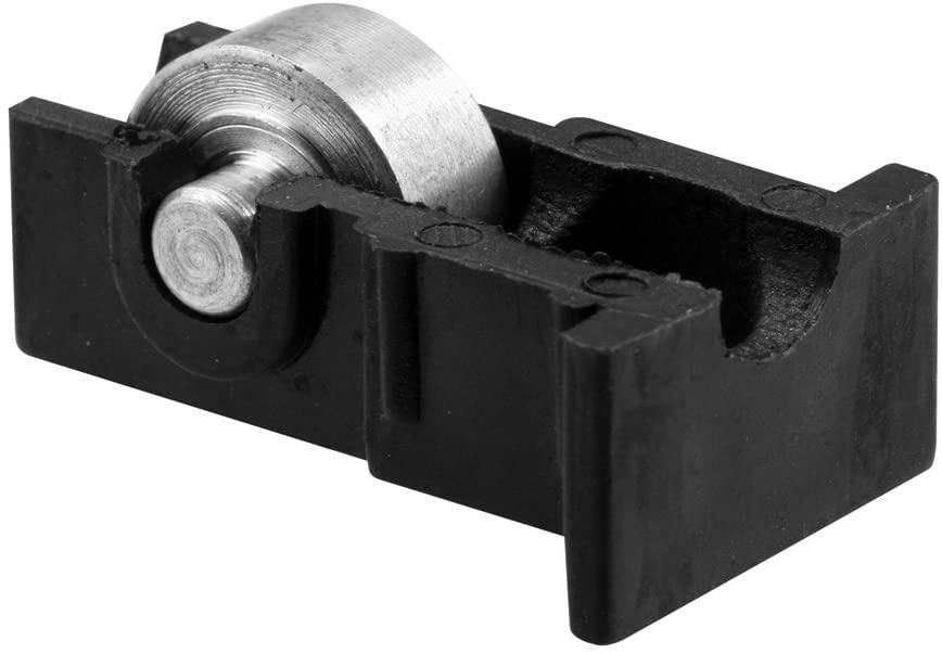Prime-Line Products G 3143 Sliding Window Roller, Steel,(Pack of 2),Black