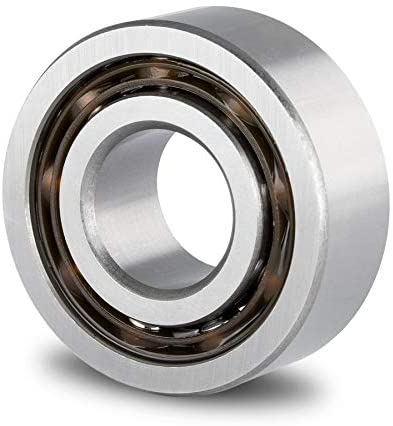 BBH Double Row Deep Groove Ball Bearing 4312 2RS 60x130x44mm|Material - Chrome Steel | Pre-Lubricated and Stable Performance and Cost-Effective