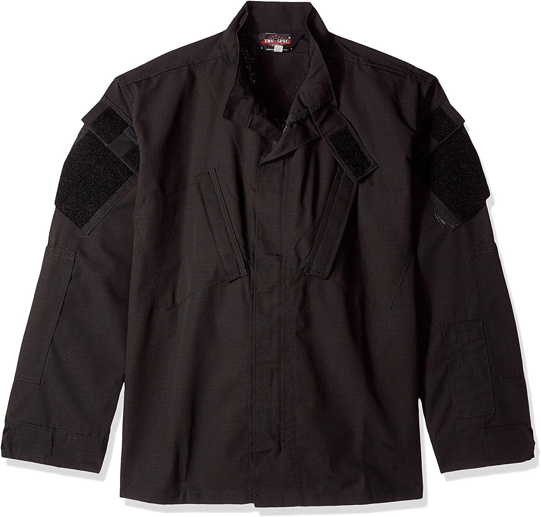 Tru-Spec 1286006 Tactical Response Uniform Shirt, Polyester Cotton Rip-Stop, X-Large Regular