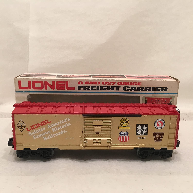 Lionel 9418 Famous American Railroads Box Car