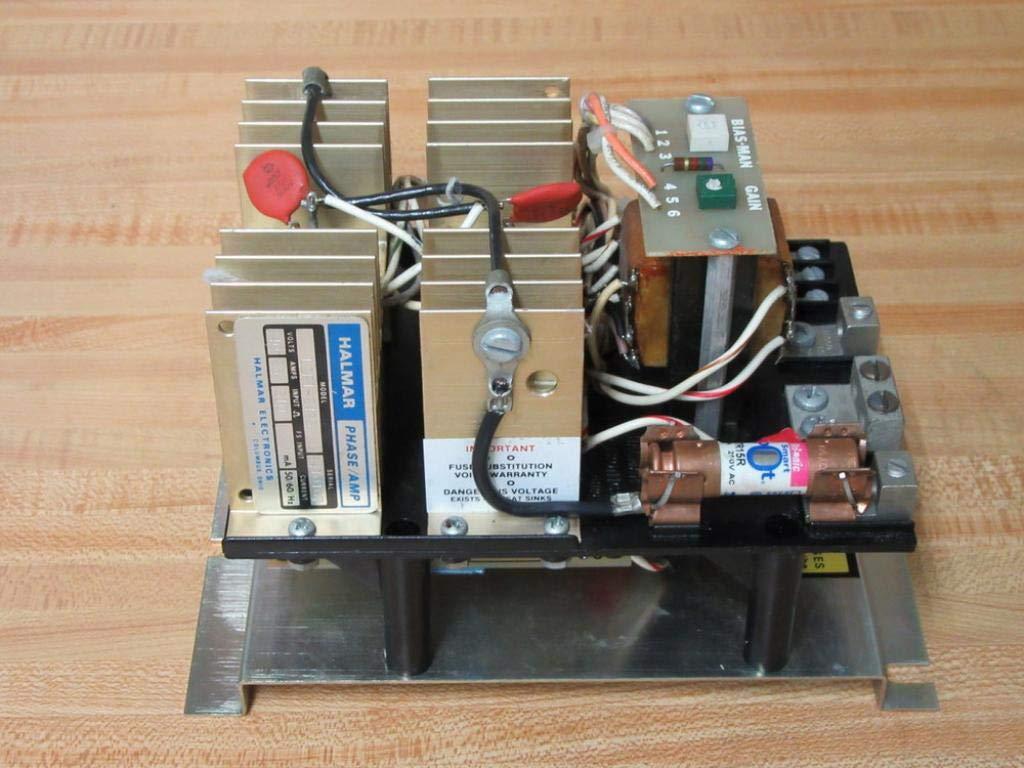 Halmar LZF1-2425 Power Control Module LZF12425