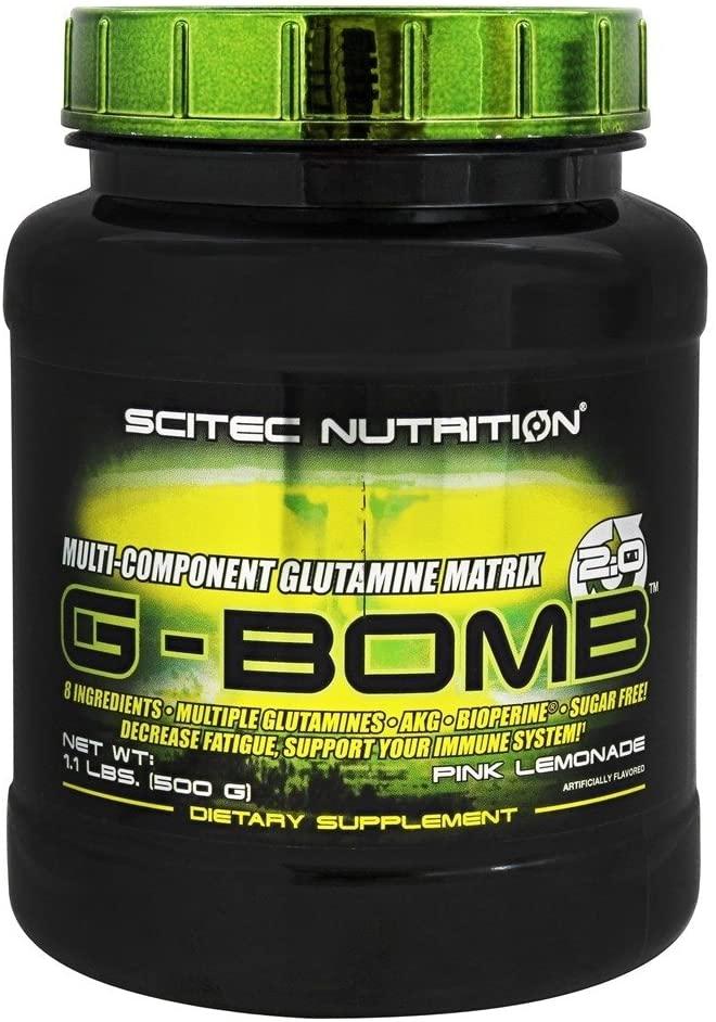 Scitec Nutrition G-Bomb, 1.5 Pound