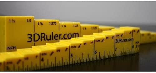 Step Gauge 3D Ruler