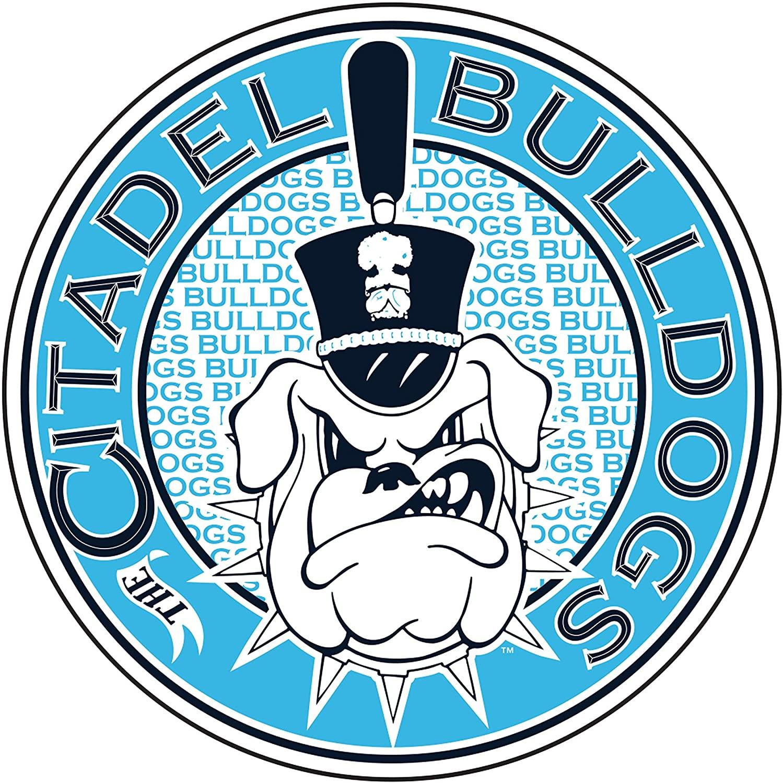 Craftique Citadel Bulldogs Magnet