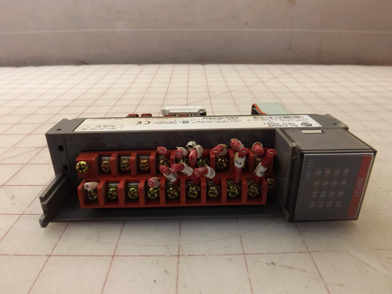 Allen Bradley SLC500 1746-IA16 Input Module T67755