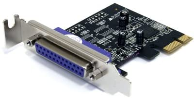 1 Port Pcie Lp Parallel Adapter Card - 2 Pack