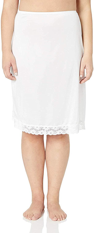Under Moments Long Skirt (UM52030) White, 30