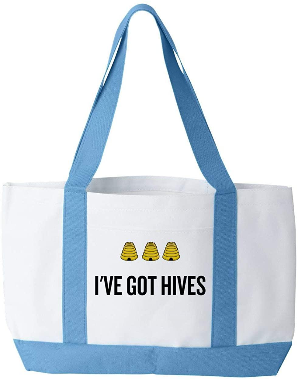 Beekeeping Tote Bag Gift - Beekeeper, Apiarist Present Idea - I've Got Hives