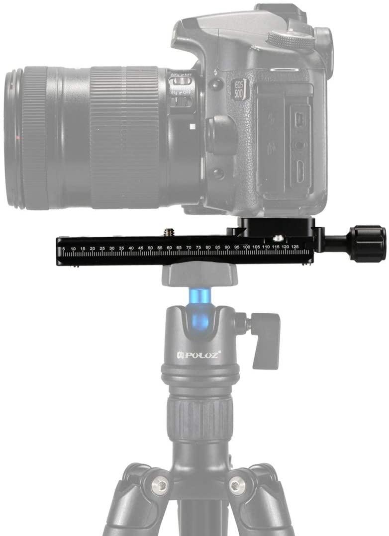ZQ House FNR-140 Multi-Purpose 140mm Rail Nodal Slide Quick Release Plate