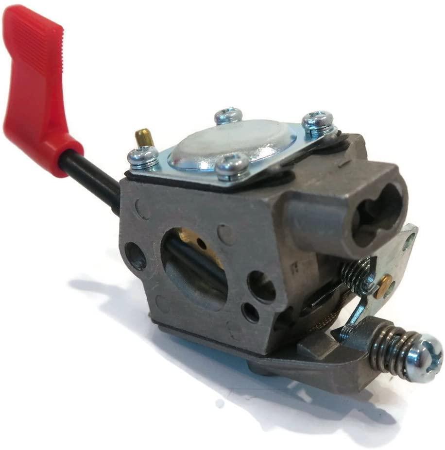 The ROP Shop Carburetor Carb fits Poulan PPB100, PPB200, PPB300, PPB350, SM132 String Trimmer