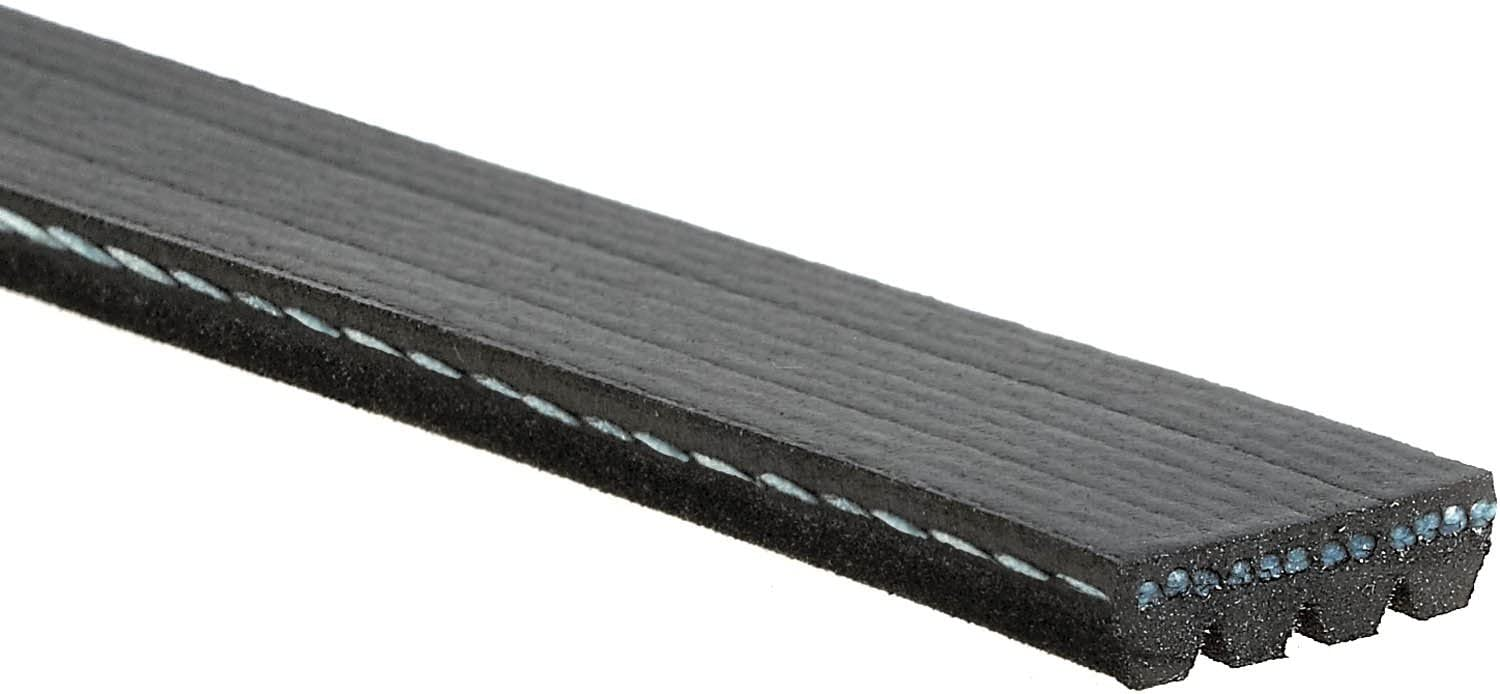 ACDelco 4K365 Professional V-Ribbed Serpentine Belt
