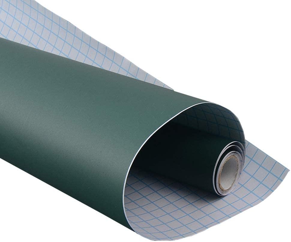 Magnetic Board, 24 x 78 inches White/Black/Green Board, Dry Erase Board (Green)