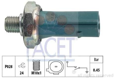 Facet - Engine Oil Pressure Switch - 7.0174