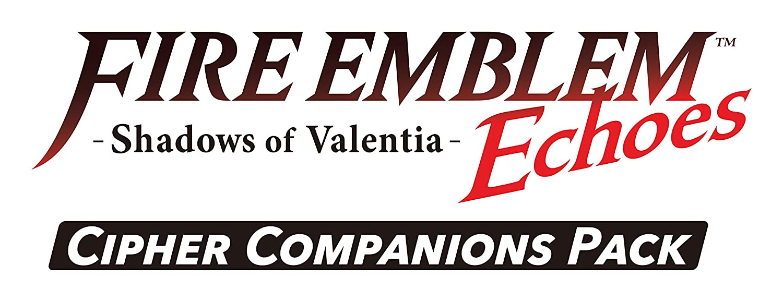 Fire Emblem Echoes: Shadows of Valentia Cipher Companions Pack - Nintendo 3DS [Digital Code]
