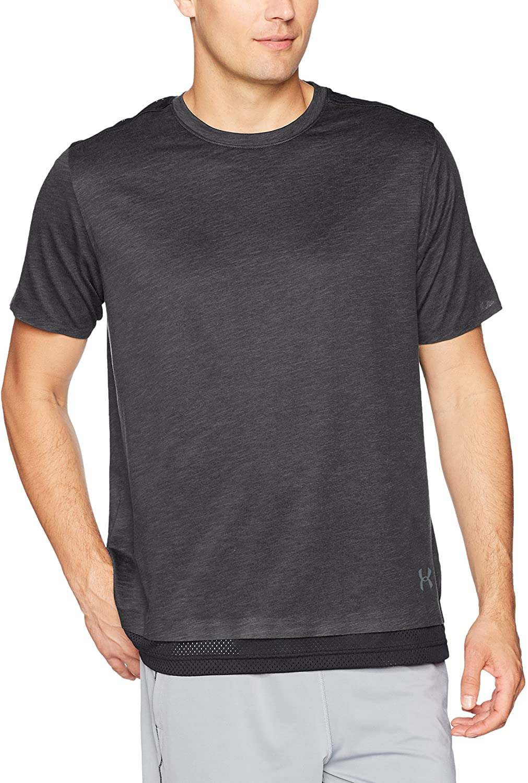 Under Armor Men's Sportstyle Layered T-Shirt