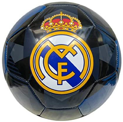 Icon Sports Unisex International Soccer Real Madrid Officially Licensed Soccer Ball, Size 5