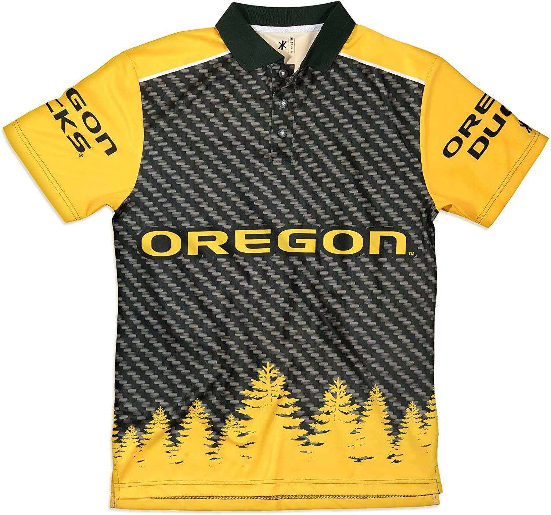 FOCO NCAA Thematic Polo Shirt