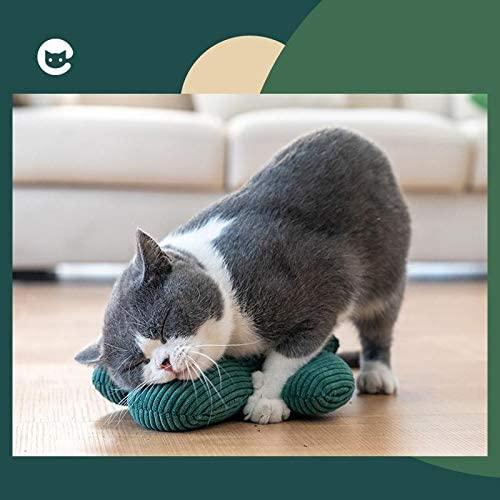 NewOne Funny Catnip Plush Pillows Toys