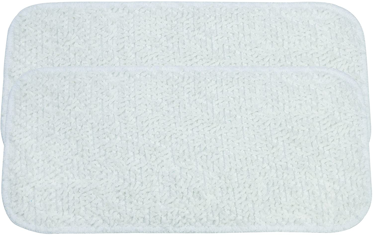 LTWHOME Microfiber Cleaning Pads Fit for Sienna Luna Steam Mop SSM-3006 (Pack of 2)