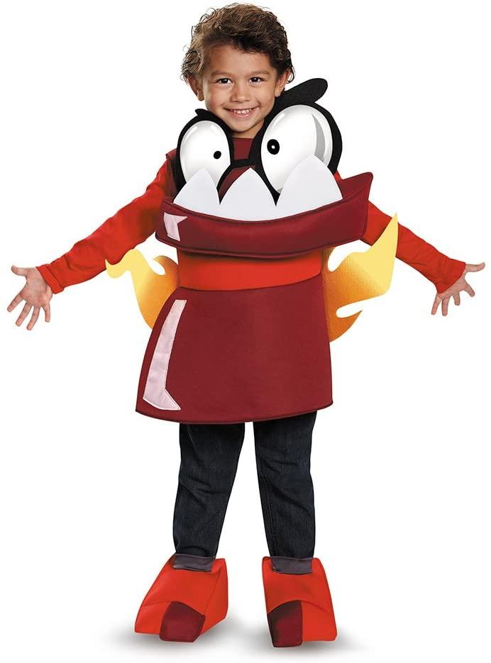Disguise Infernite Zorch Toddler Costume, Medium (3T-4T)