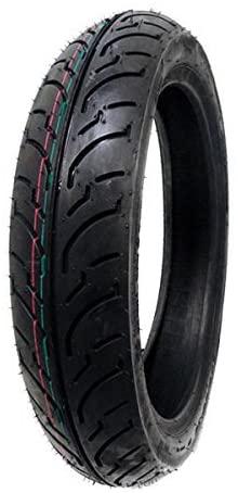 Tube Type Tire 100/80-16 Front Street Tread Fits SUZUKI Sixteen 125 150 and SYM HD EVO, YAMAHA Xenter 125 150