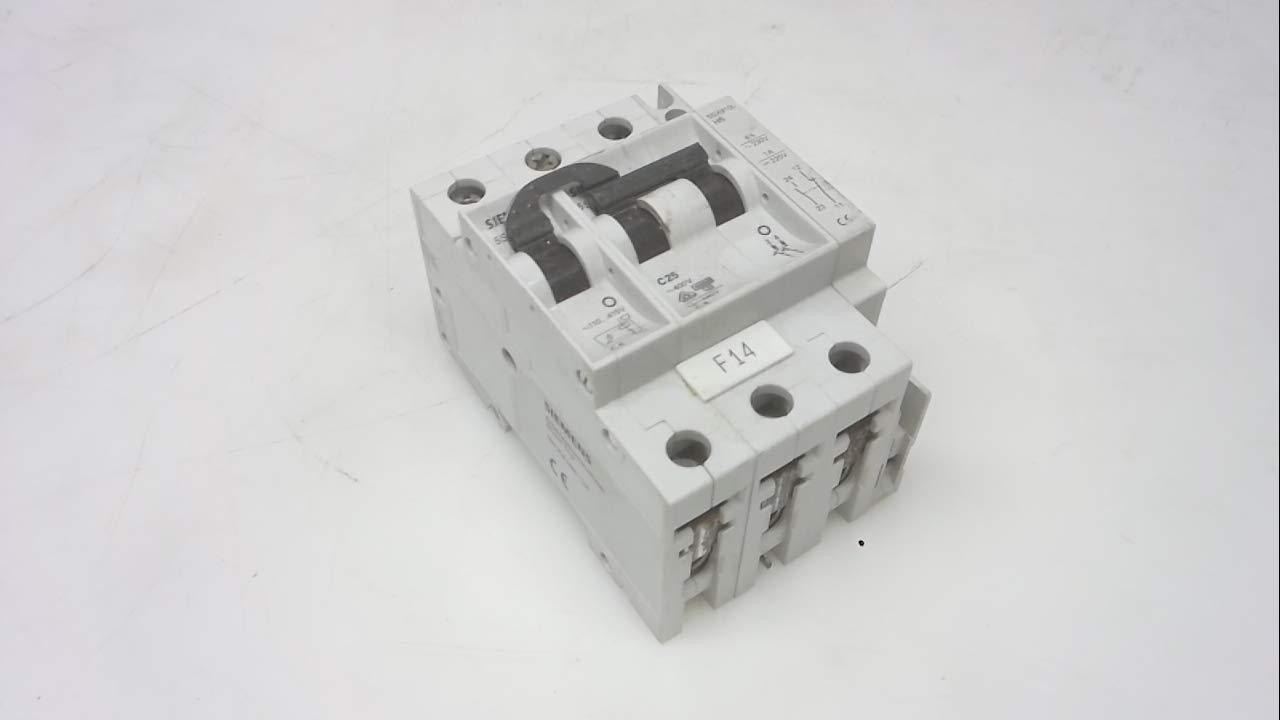 Siemens 5SX22 Circuit Breaker