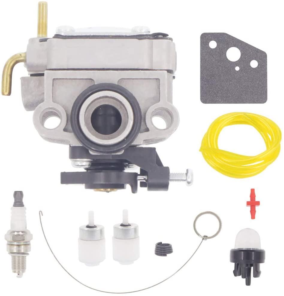 Cnfaner 753-08057 Carburetor for Troy Bilt TB625EC TB675EC 41ADZ45C799 41ADZ46C799 41BDZ46C799 String Trimmers
