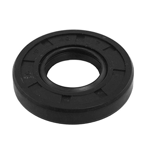 Oil and Grease Seal TC52x82x10 Rubber Covered Double Lip w/Garter Spring