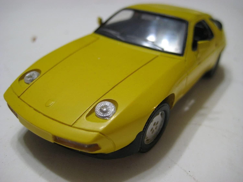 Mrf (France) Yellow Porsche 928S Resin Transkit 1:43