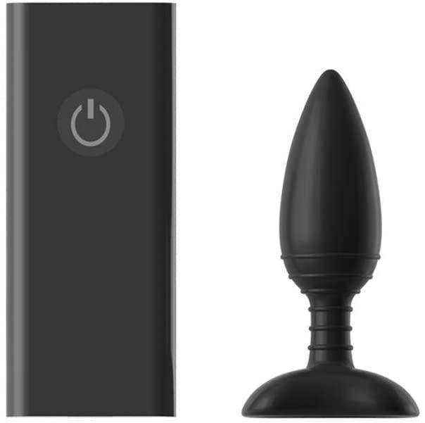 Nexus Ace Remote Control Vibrating Butt Plug Medium Rechargeable