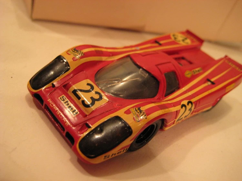 Grand Prix Models (Solido Base) (France) Red Porsche 917K Shell Pro-Built 1:43