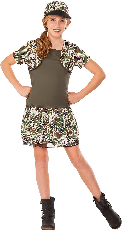 Rubie's Costume Army Brat Deluxe Child Costume, Medium
