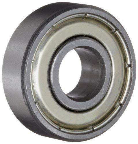 Six (6) 608ZZ 8x22x7 Shielded Greased Miniature Ball Bearings