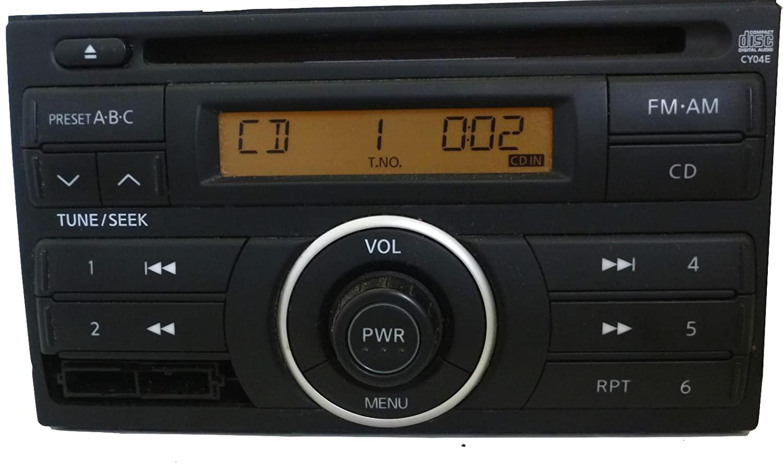 2007 2008 2009 Nissan Versa AM/FM/CD1 28185-EM32A